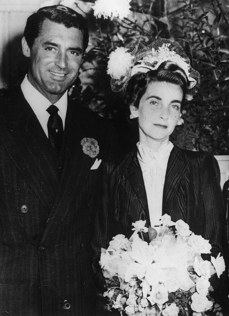 Cary Grant & Barbara Hutton