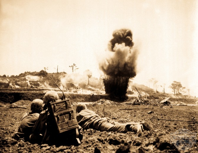 WAR & CONFLICT BOOK ERA: WORLD WAR II/WAR IN THE EAST/IWO JIMA & OKINAWA