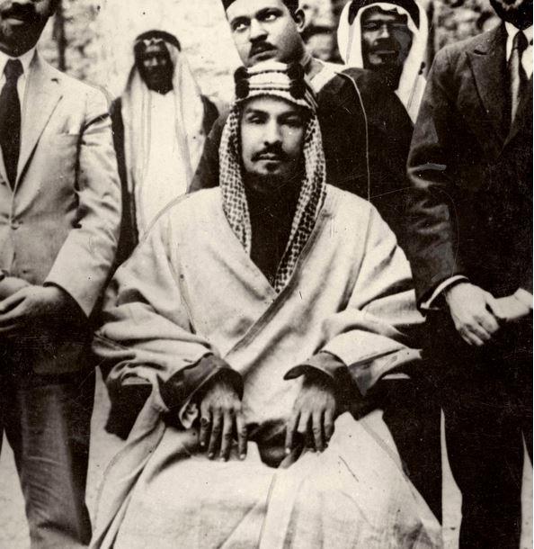 Ibn Saud - King of Saudi Arabia