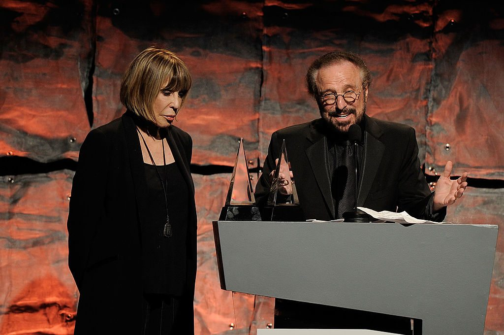 Barry Mann and Cynthia Weil