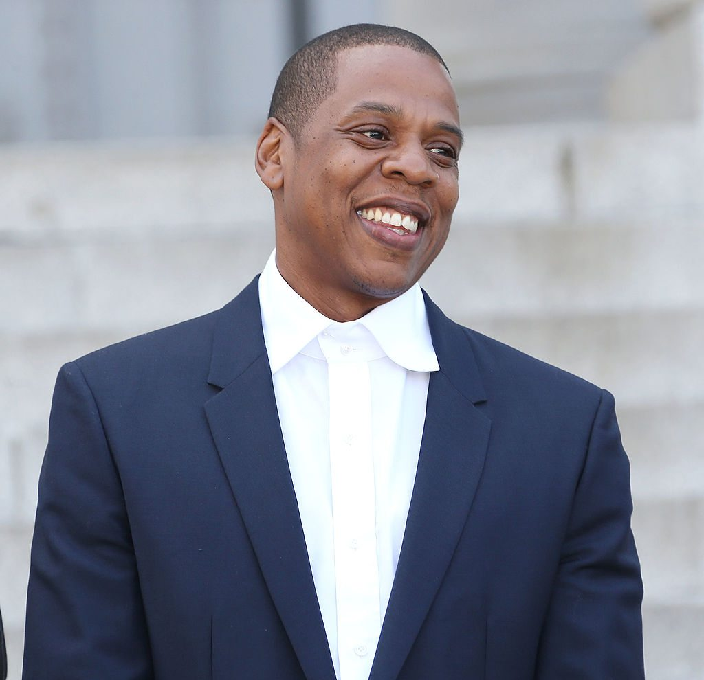"Shawn ""Jay Z"" Carter"
