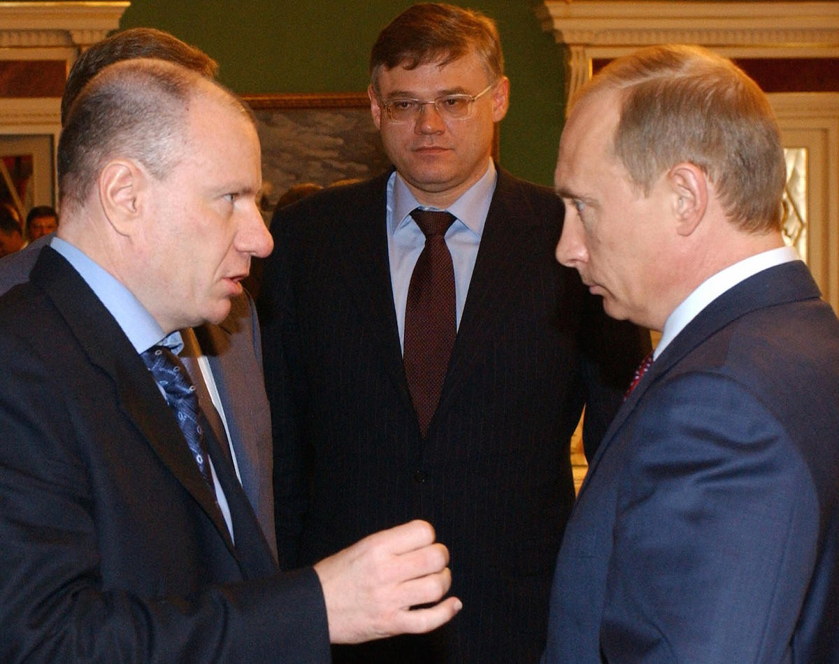 VLADIMIR RODIONOV/AFP/Getty Images