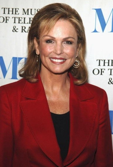 phyllis george cbs sports