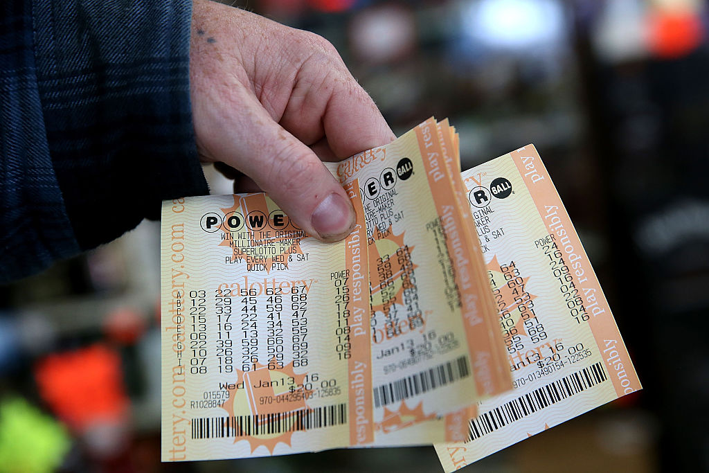 Winning Powerball ticket worth $246.8M sold in Atlanta