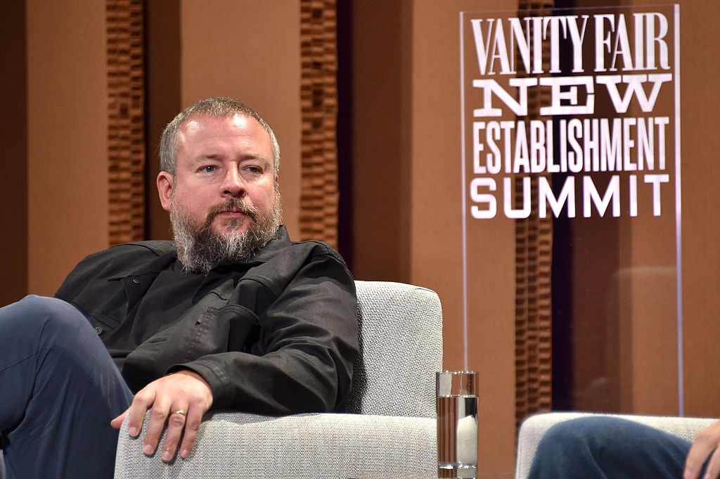 speaks onstage at the Vanity Fair New Establishment Summit at Yerba Buena Center for the Arts on October 7, 2015 in San Francisco, California.