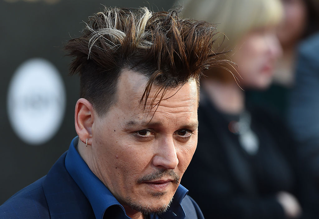 Depp 'deeply affected' at People's Choice Awards