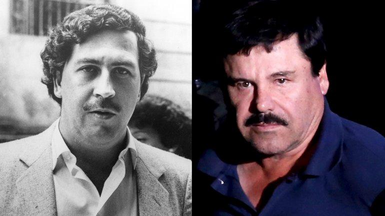 a tale of two drug kingpins  el patron vs  el chapo