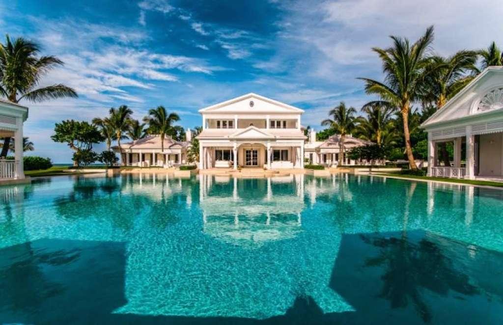 2017 celine dions florida water park mansion