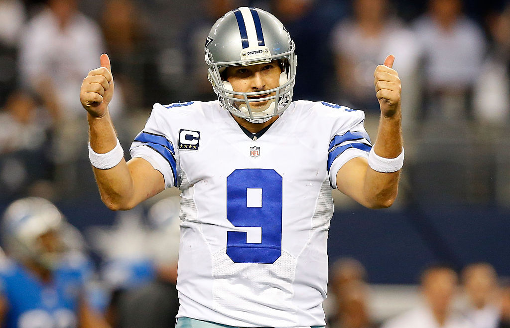 Tony Romo Got a Meager $64.11 Performance Bonus from the Dallas Cowboys
