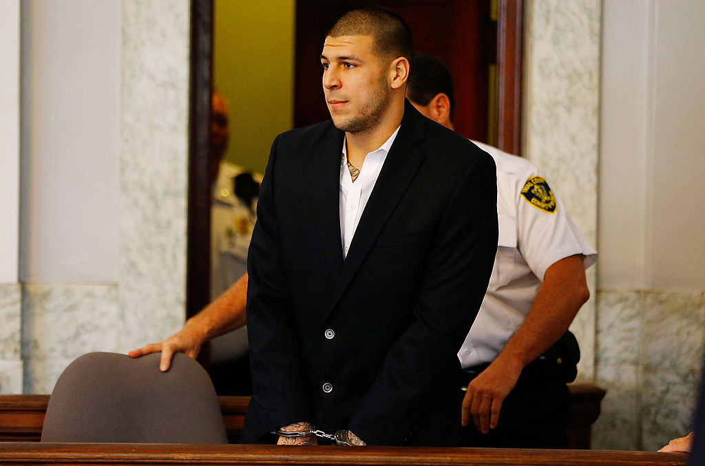 Aaron Hernandez's fiancee to speak on 'Dr. Phil' show