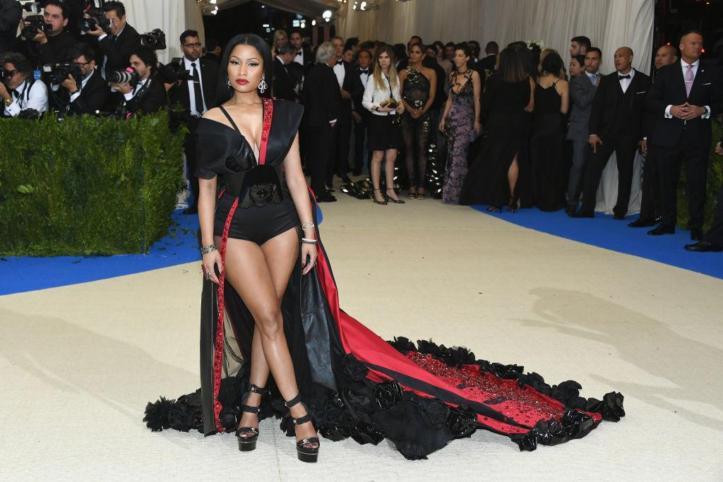 Nicki Minaj setting up charity for fans
