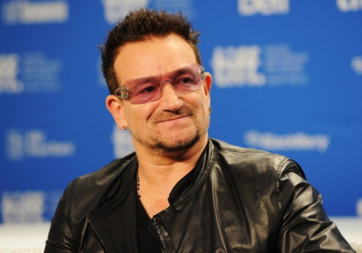 Bono Net Worth | Celebrity Net Worth