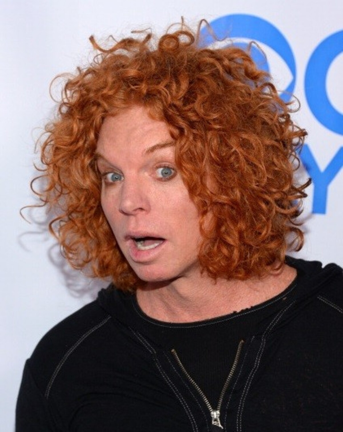 The 54-year old son of father (?) and mother(?) Carrot Top in 2019 photo. Carrot Top earned a  million dollar salary - leaving the net worth at  million in 2019