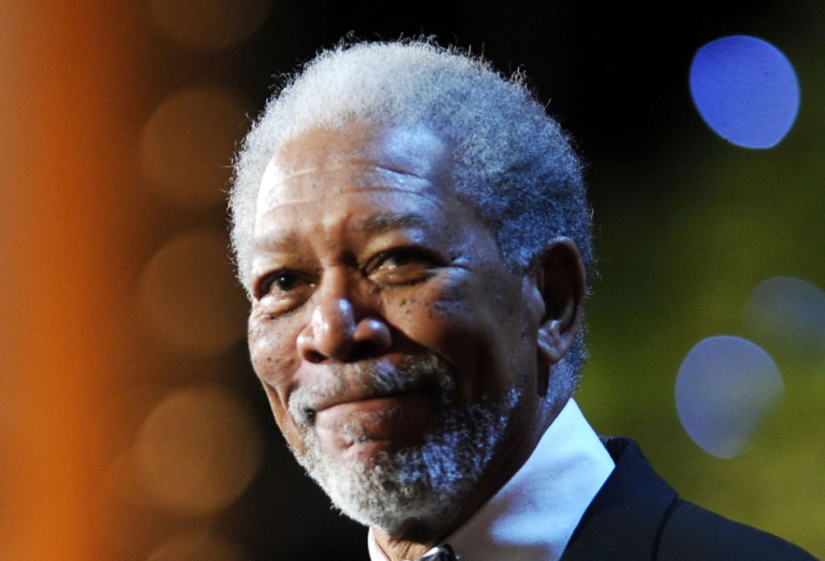 Morgan Freeman Net Worth | Celebrity Net Worth