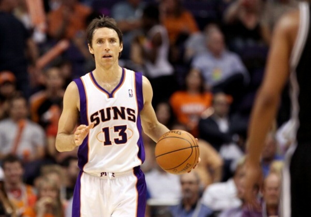 purchase cheap 6197a dc9a3 Steve Nash Net Worth | Celebrity Net Worth