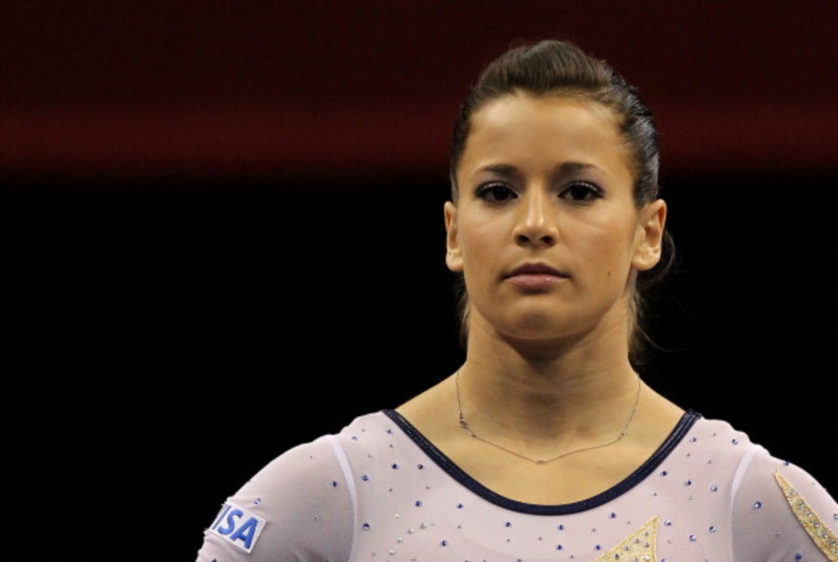 Alicia Sacramone Nude Photos 1