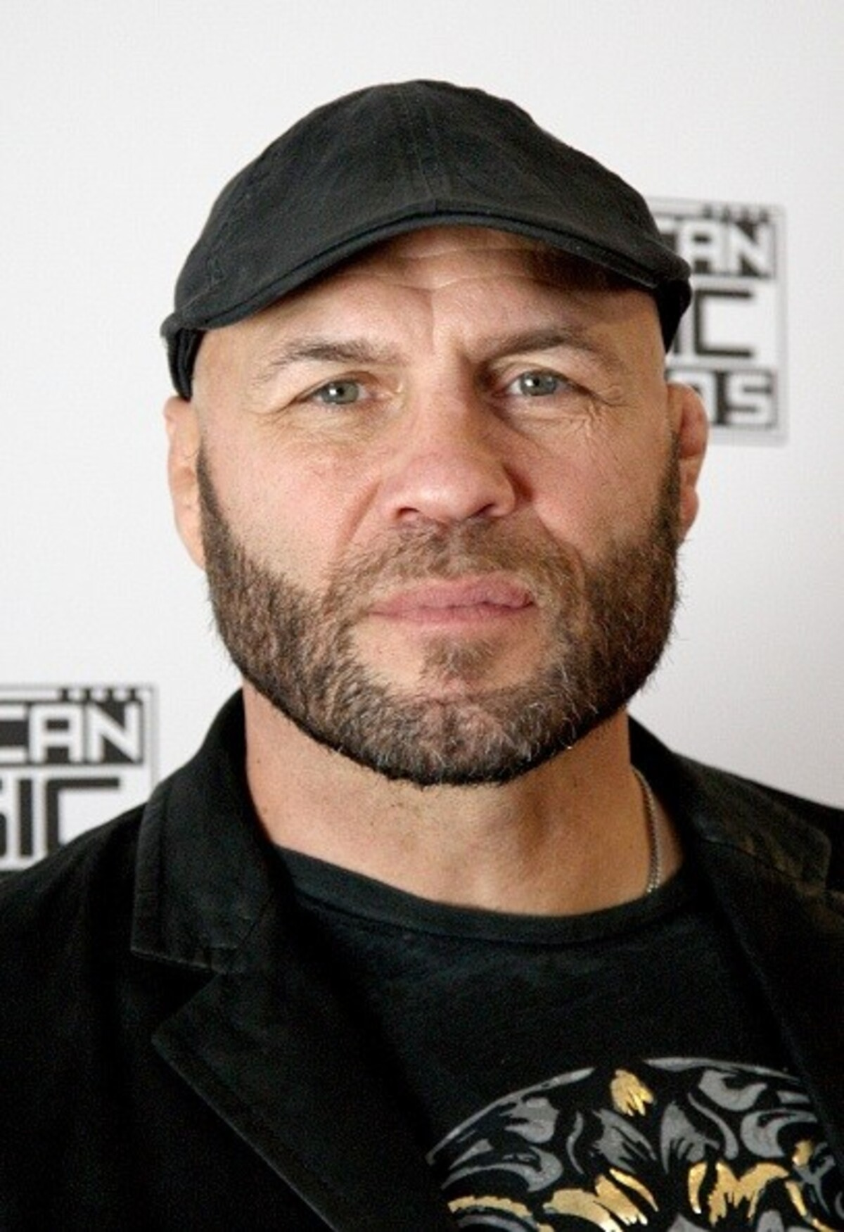 randy couture stats