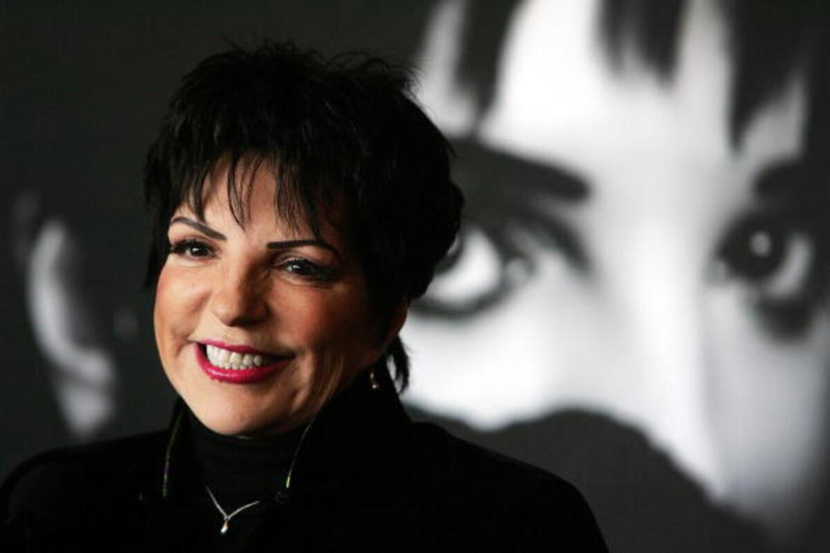Liza Minnelli Net Worth | Celebrity Net Worth