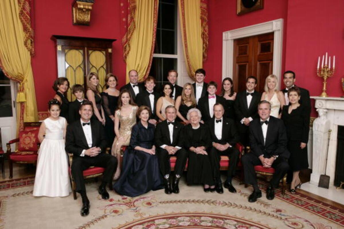 Bush Family Net Worth Celebrity Net Worth