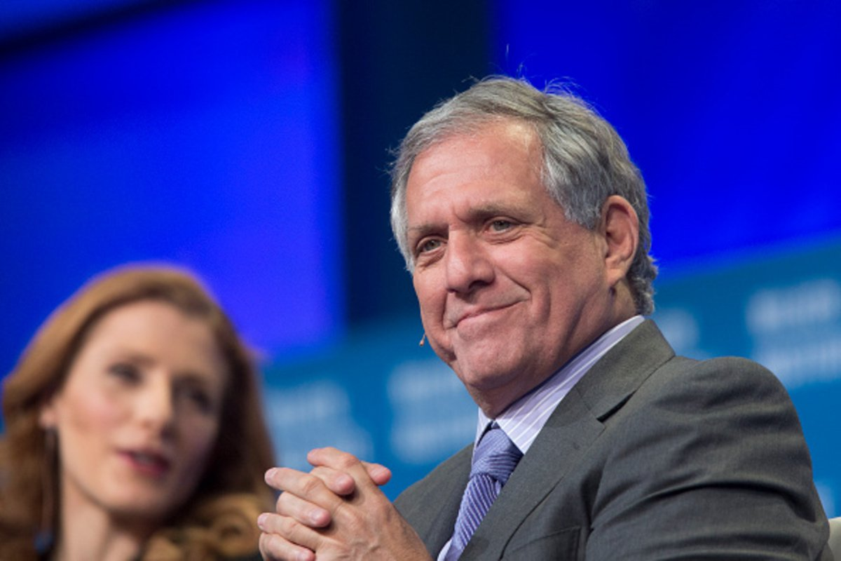 Les Moonves Net Worth | Celebrity Net Worth