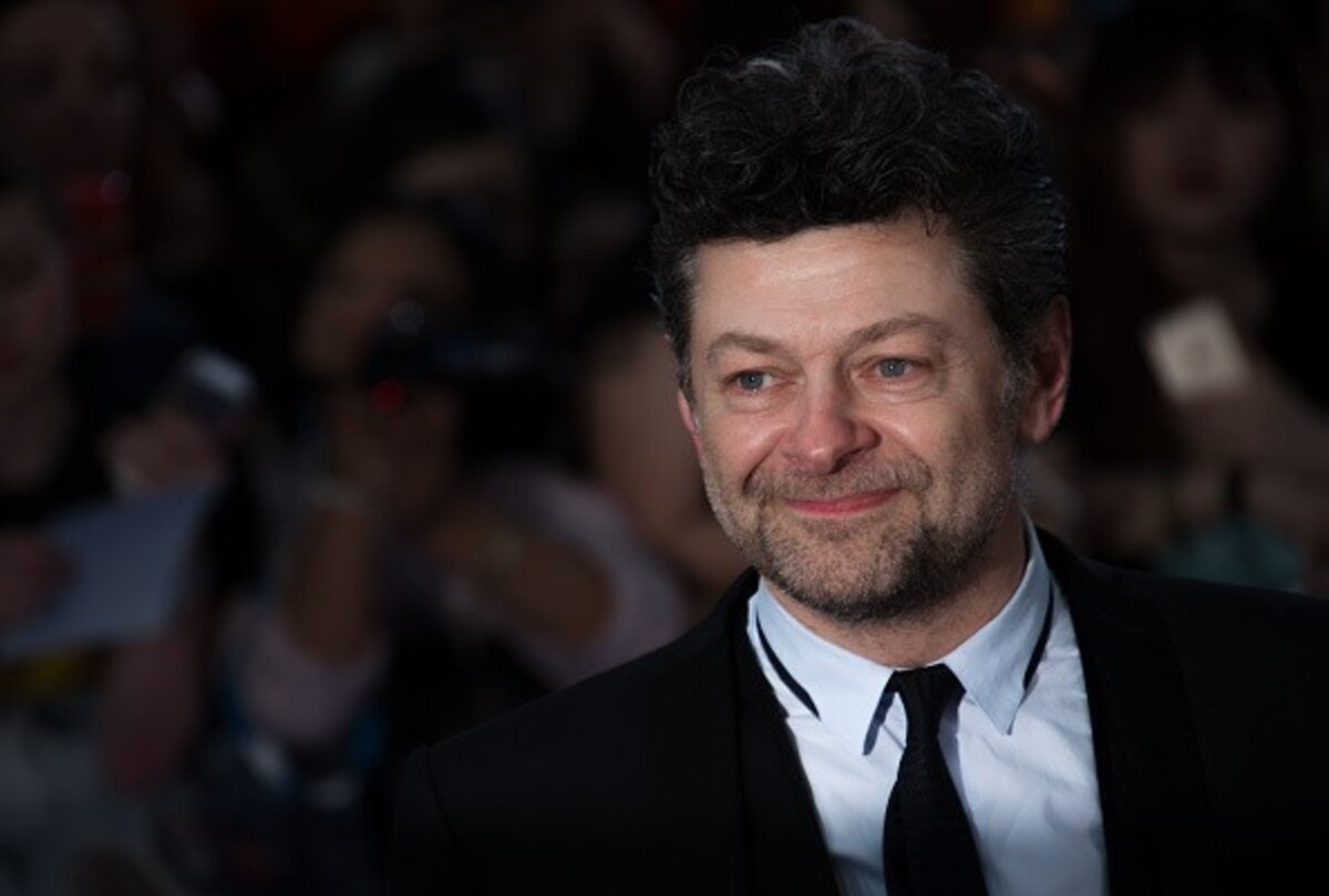 Andy Serkis (born 1964) Andy Serkis (born 1964) new photo