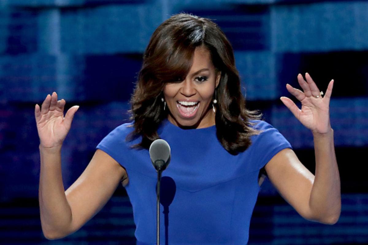 Michelle Obama Net Worth | Celebrity Net Worth