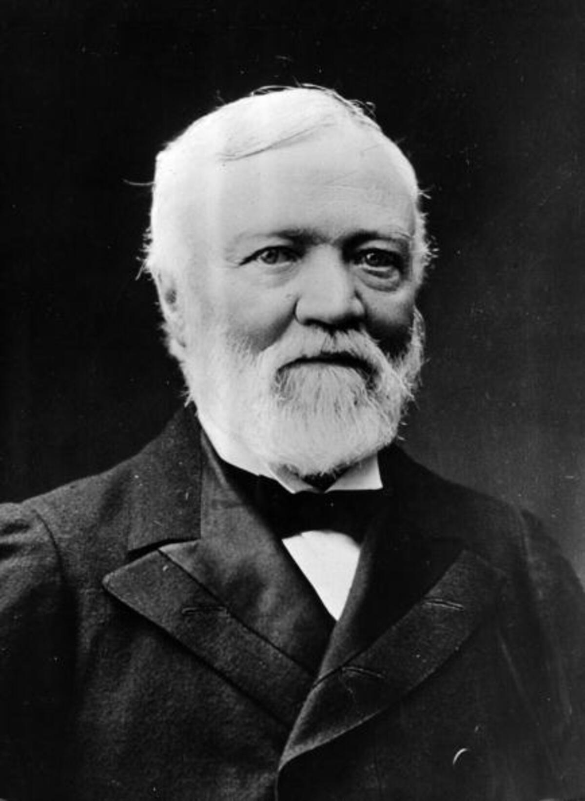 Andrew Carnegie Net Worth | Celebrity Net Worth