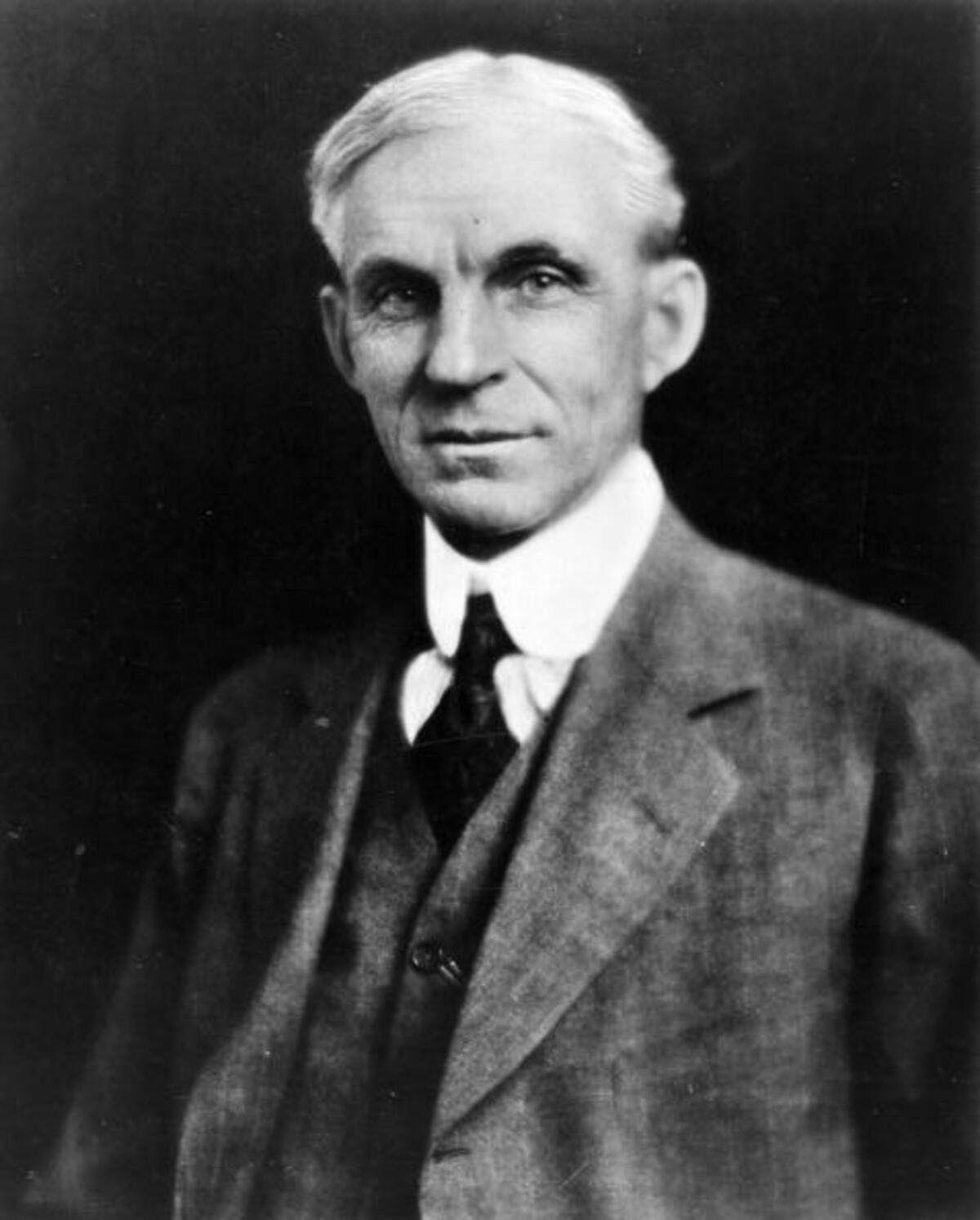 Henry Ford Net Worth  Celebrity Net Worth