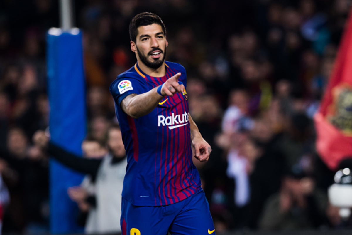 huge selection of 77184 d366c Luis Suárez Net Worth | Celebrity Net Worth