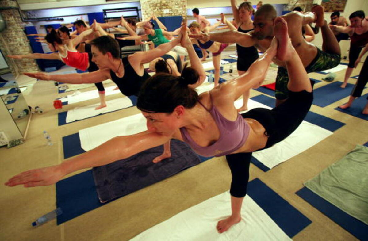 Did You Know That Bikram Yoga Is A Copyrighted Empire That Is Controlled By One Person Celebrity Net Worth