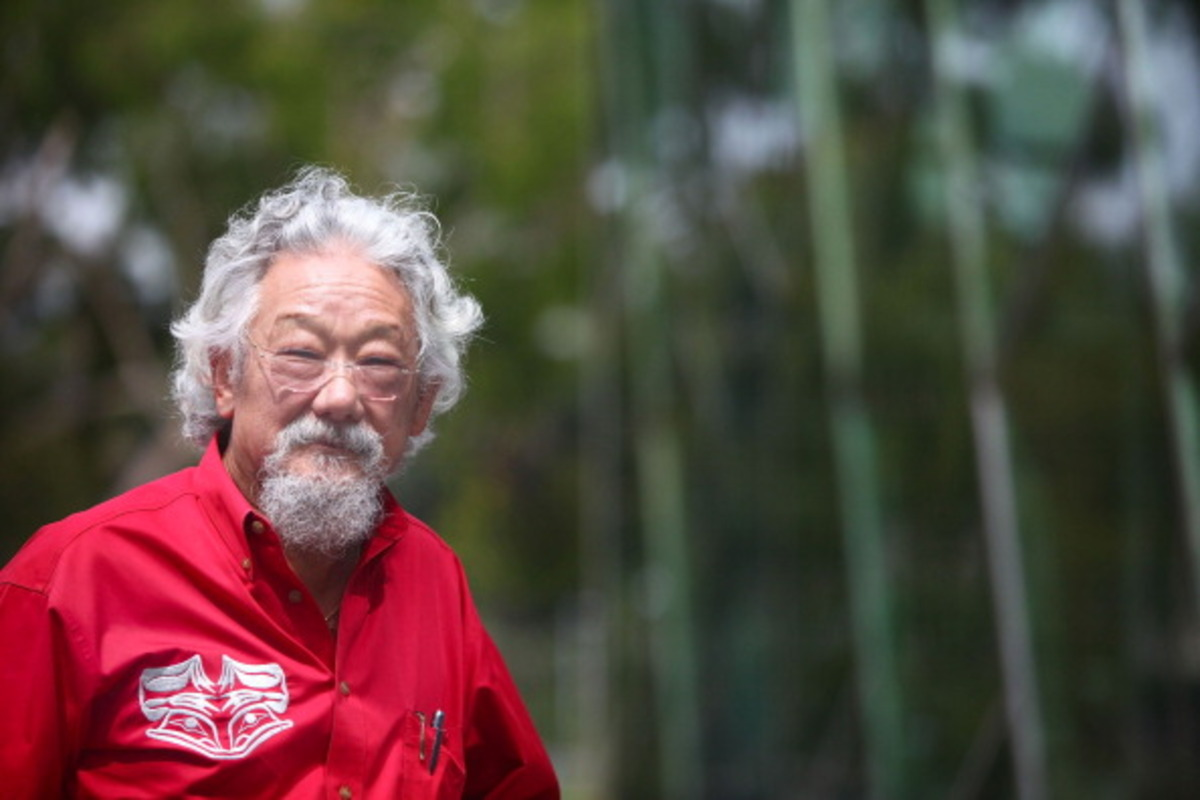 David Suzuki Net Worth | Celebrity Net Worth