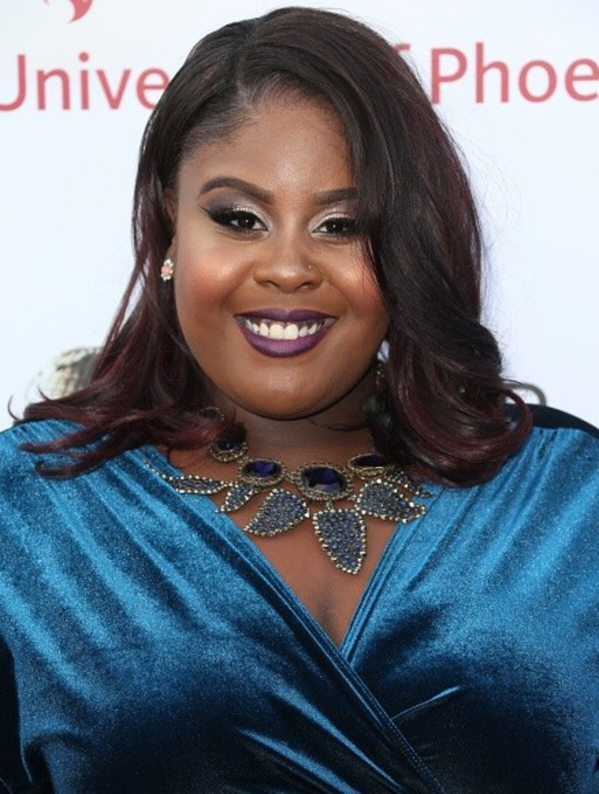 Raven Goodwin being mary