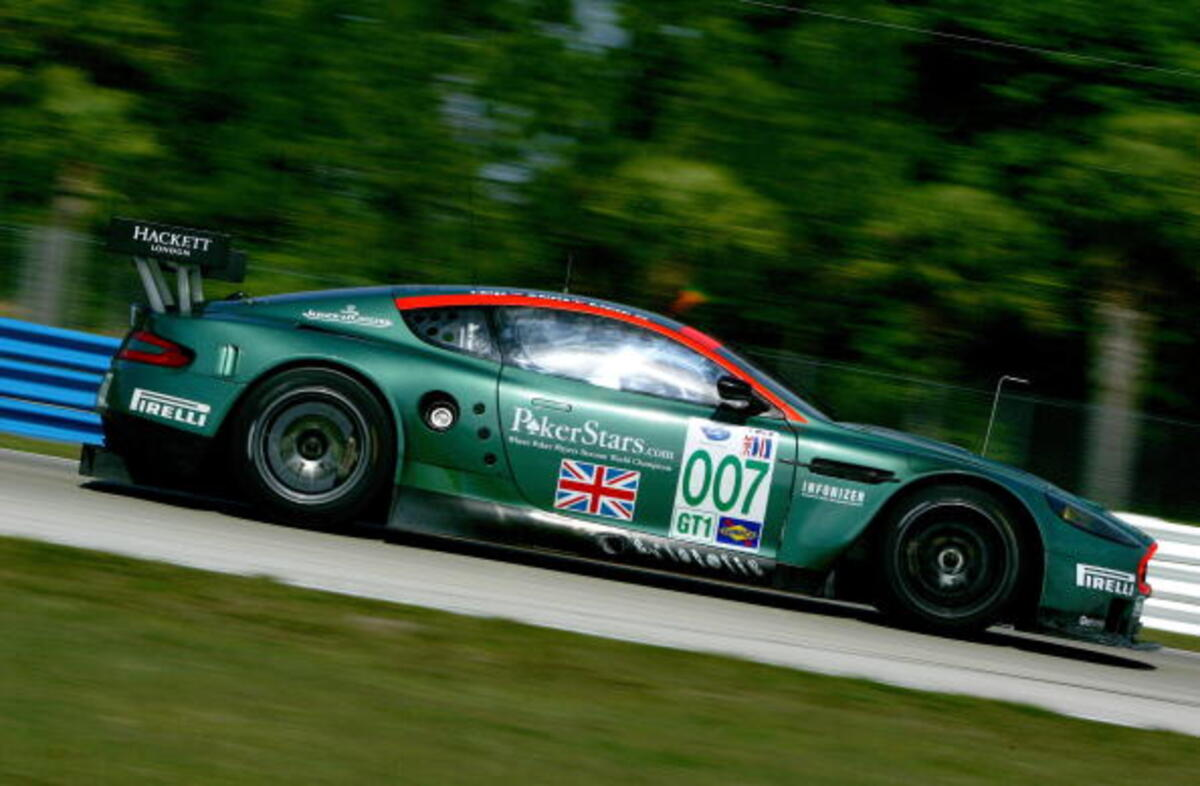 Amazing Car Of The Day The Aston Martin Db9 Gt Celebrity Net Worth