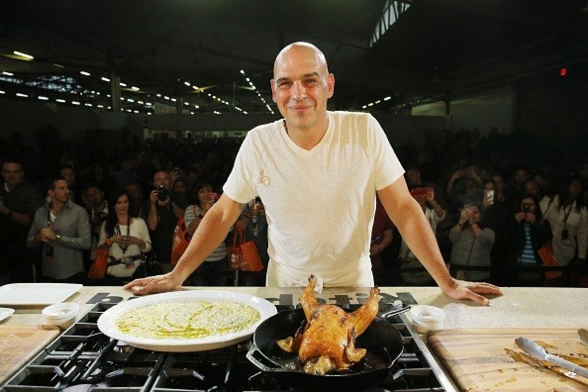 Michael Symon Net Worth | Celebrity Net Worth