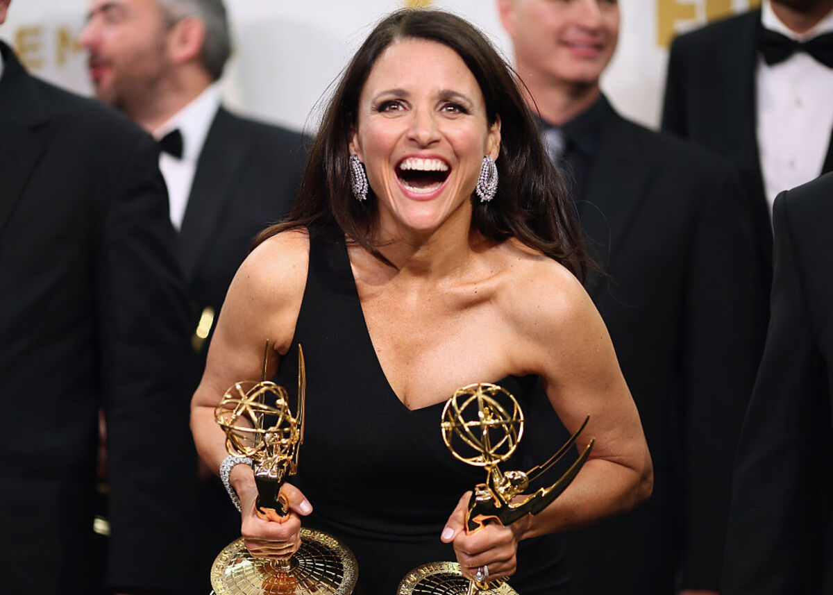 Julia Louis Dreyfus Net Worth Is The Veep And Seinfeld Star