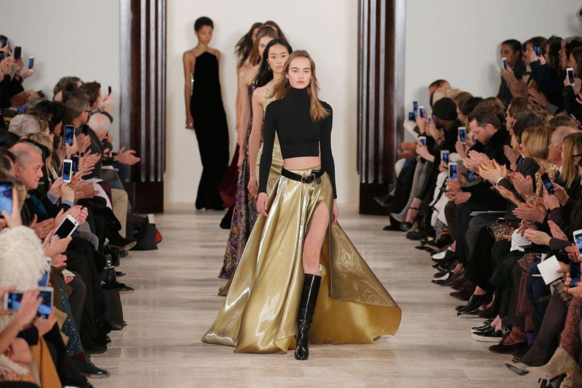 How Much Do Runway Models Make At New York Fashion Week Celebrity Net Worth