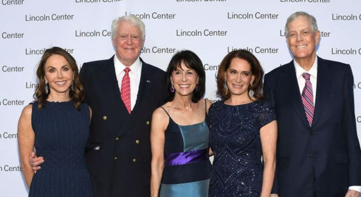 How The Koch Family Became One Of The Wealthiest Families On The ...
