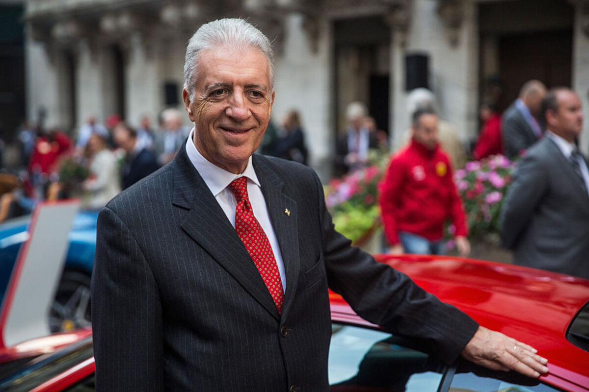 How Rich Would You Be Today If You Were Enzo Ferrari S Only Surviving Heir Celebrity Net Worth