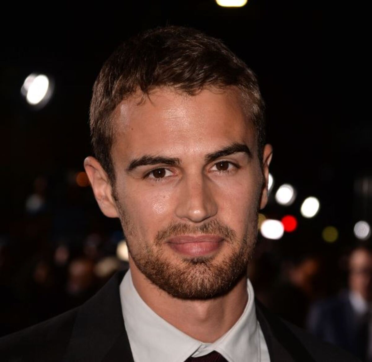 Who is theo james