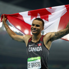 Andre De Grasse Net Worth