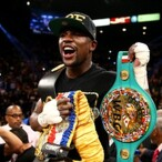 Floyd Mayweather Makes $40 Million in one Night