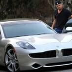 Leonardo DiCaprio's Eco-Friendly Condo and Luxury Hybrid