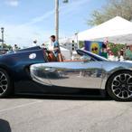 Jay-Z's Car: A $2 Million Bugatti Veyron Grand Sport From Beyonce