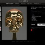 Kanye West Gives Jay-Z A $34,000 Golden Skull