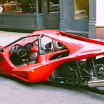 Lil Wayne's Car:  A Little Car for a Not So Little Rap Star