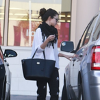 Selena Gomez's Car:  She Hasn't Let Fame Go to Her Head... or Her Garage