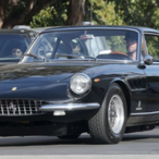 Adam Levine's Car:  Will His Vintage Car Help Him on Valentine's Day?