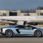Kanye West's Car:  Lamborghinis and Diapers Just Don't Mix