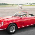 Rare Convertible 1967 Ferrari Sells For $27.5 Million