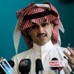 Being King Is Overrated. Especially For Prince Al-Waleed bin Talal, The Richest Person In The Middle East